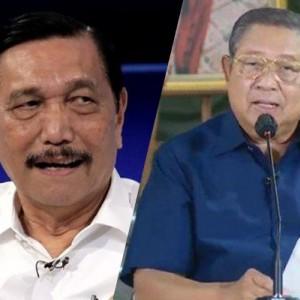 Jubir Jelaskan Maksud Pesan Luhut terhadap SBY agar Tiru Habibie