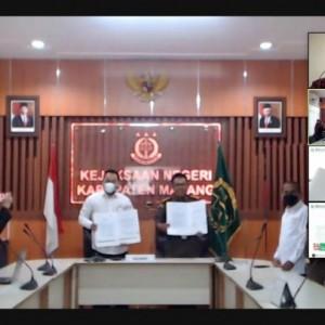 BPJS Kesehatan Malang Perpanjang Kerjasama dengan Kejari Kabupaten Malang