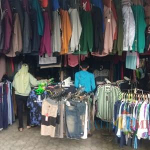 Omset Pedagang di Plaza Lumajang Turun 50 Persen Selama PPKM