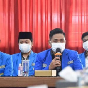 Wali Kota Kediri Sambut Baik Ajakan Kolaborasi PMII Kediri Atasi Pandemi