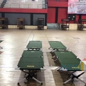 Berkapasitas 68 Bed, Rumah Sakit Lapangan di Kota Blitar Dalam Masa Persiapan