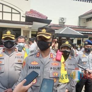 Tekan Sebaran Covid-19, Polres Malang Bentuk Tim Tracer