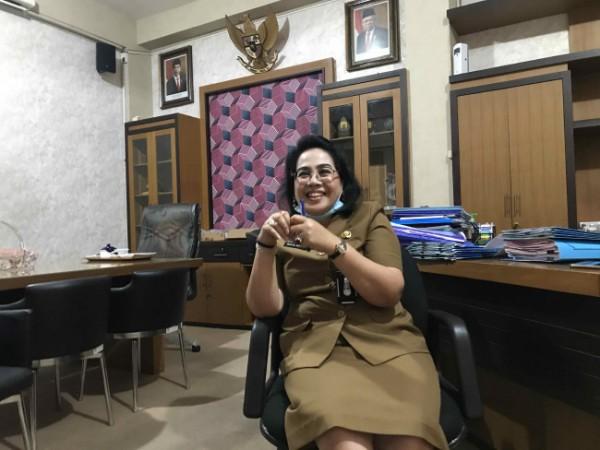 Kepala BKAD Kabupaten Malang, Wahyu Kurniati (Foto: Istimewa).