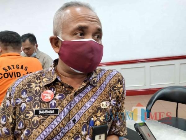 Kepala BPBD Kabupaten Malang Bambang Istiawan.