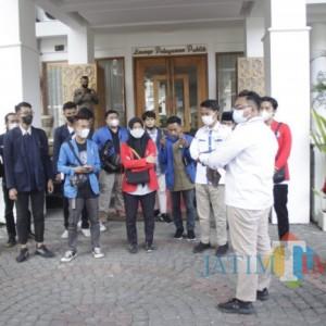 Kecewa Sikap Bupati Banyuwangi, Mahasiswa Ancam Turun Jalan