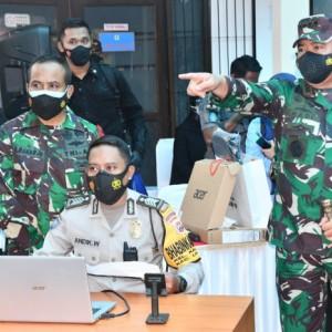 Panglima TNI Sidak Kabupaten Malang, Cek Hal Ini