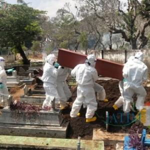 Sepanjangan Pandemi Covid-19, Kasus Kematian Tertinggi Kota Batu 5 Orang per Hari