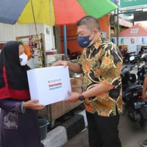 Pemkab Malang Salurkan 25 Ribu Paket Sembako Sumbangan Pengusaha