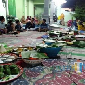 Banyak Warga Meninggal, Warga Desa Wates Tulungagung Gelar Selamatan Tolak Bala