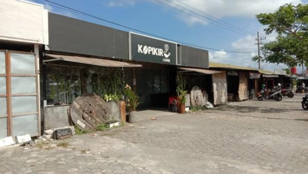 Kopikir Coffee yang terletak di Jalan Ikan Tombro, Kecamatan Lowokwaru, Kota Malang. (Foto: Istimewa)