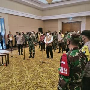Panglima TNI Sebut Babinsa dan Bhabinkamtibmas seperti Upin-Ipin