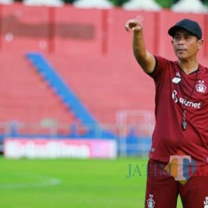 Kepentingan Timnas, Pelatih Persik Joko Susilo Desak Kompetisi Liga Digulirkan