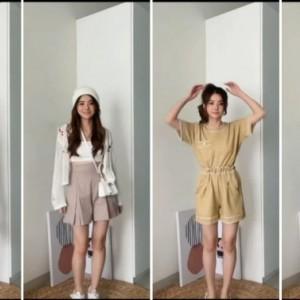 Inspirasi Korean Outfit nan Kekinian, Fresh dan Stylish untuk Ditiru Nih!