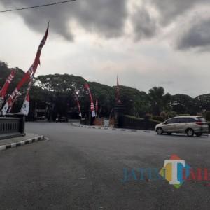 Perayaan HUT RI ke-76 di Kota Malang, Bye Bye Lomba Panjat Pinang