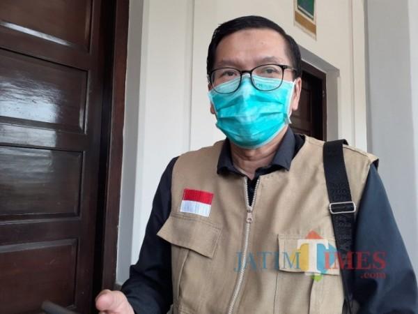 Kepala Dinas Kesehatan (Dinkes) Kota Malang, dr Husnul Muarif. (Arifina Cahyanti Firdausi/MalangTIMES).