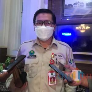 Vaksinasi Nakes Ketiga, Kota Malang Dapat Jatah 11.934 Dosis Vaksin Moderna
