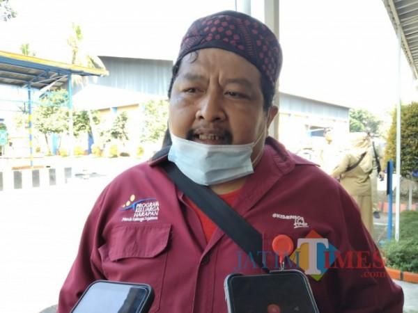 Korkab PKH Kabupaten Malang Aam Achmad Sjaichu. (Foto: Riski Wijaya/MalangTIMES)