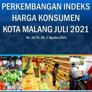 Kota Malang dan Kota Madiun Catat Inflasi Terendah di Jatim