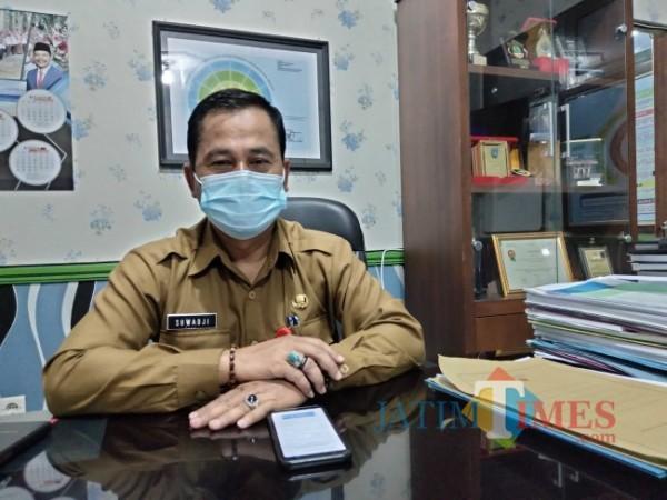 Plt Kepala DPMD Kabupaten Malang, Suwadji.