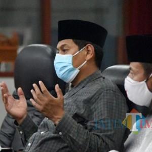Ikuti Zikir dan Doa Kebangsaan 76 Tahun Indonesia Merdeka, Ini Harapan Wali Kota Kediri