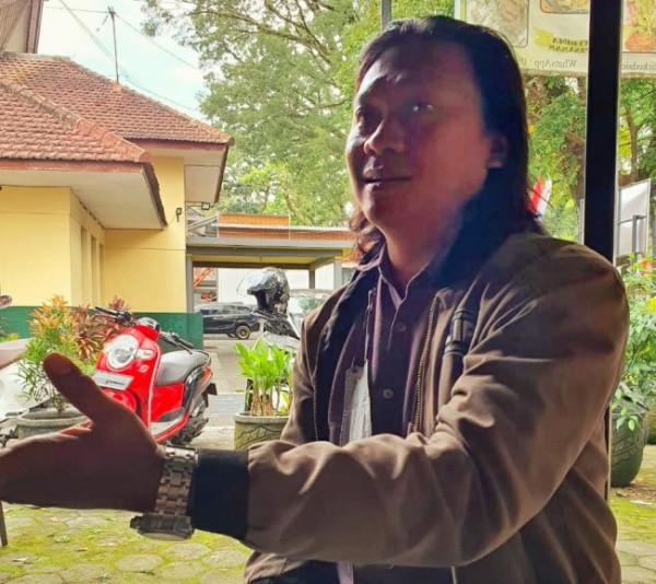 Kuasa hukum Pipin Arifin yakni Wiwid Tuhu Prasetyanto. (Foto: Istimewa)