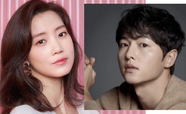 Shin Hyun-bin dan Song Joong-ki (Foto: IST)