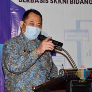 HUT RI Ke-76, Wabup Irwan Serukan Jaga Kebhinekaan