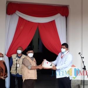 Kota Malang Dapat Jatah Bansos dari Kemensos 3.000 Paket Beras