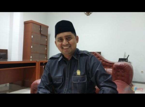 Anggota Komisi C DPRD Kota Malang, Ahmad Fuad Rahman. (Foto: Dokumentasi JatimTIMES).