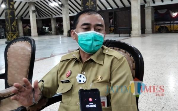 Kepala BKPSDM Kabupaten Malang, Nurman Ramdansyah