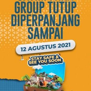 Jatim Park Group Tutup sampai 12 Agustus 2021