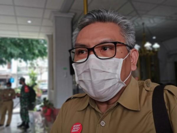 Kepala Dindik Kabupaten Malang Rahmat Hardijono. (Foto: Riski Wijaya/MalangTIMES)