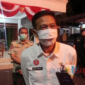 Tingkat BOR Menurun, Sebaran Covid-19 di Kabupaten Malang Masih 100 Kasus Lebih per Hari