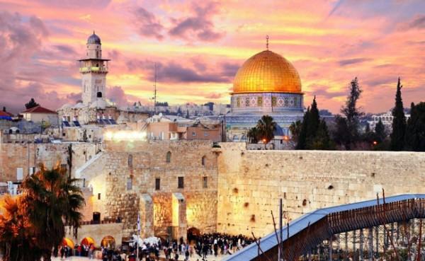 Tempat indah yang pernah dikunjungi Nabi Muhammad (Foto: PicGaGa)
