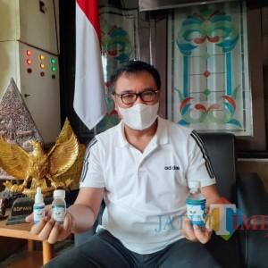 Obat Herbal Dibagikan Gratis, Wakil Wali Kota Malang: Ini Penambah Imun