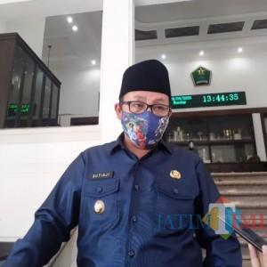 Masa Perpanjangan PPKM Level 4 Kota Malang, Penjual Mlijo Diimbau Layani Via WhatsApp