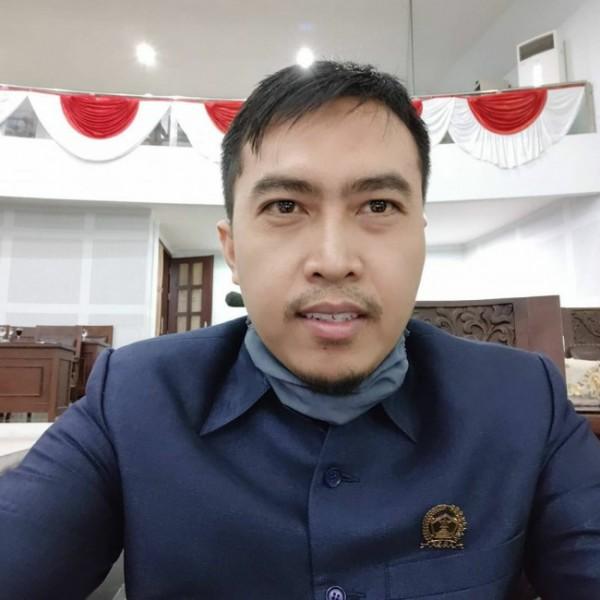 Anggota Komisi A DPRD Kota Malang, Akhdiyat Syabril Ulum. (Foto: Istimewa).