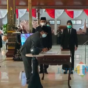 Anggap Salah Ketik SK Mutasi, Pejabat di Tulungagung Ini Tolak Tempati Jabatan Baru