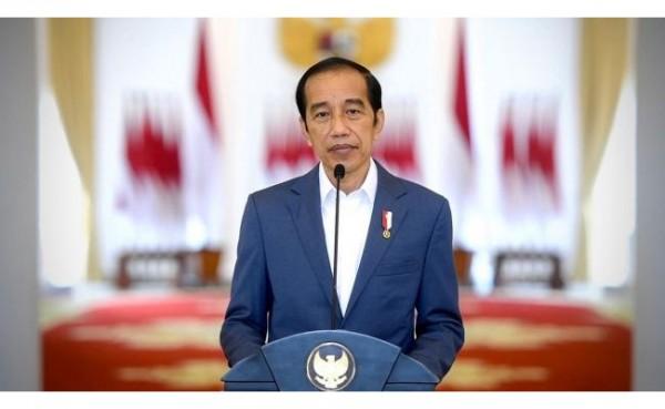 Presiden Joko Widodo (Foto: Suara)