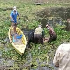 Mancing Ikan, Warga Ngantang Ini Malah Tewas di Bendungan Selorejo