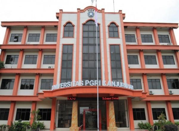 Kampus Universitas PGRI Kanjuruhan Malang (Unikama)