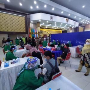 5 Ribu Dosis Vaksin Tersedia, UB Vaksinasi Mahasiswa di Malang Raya