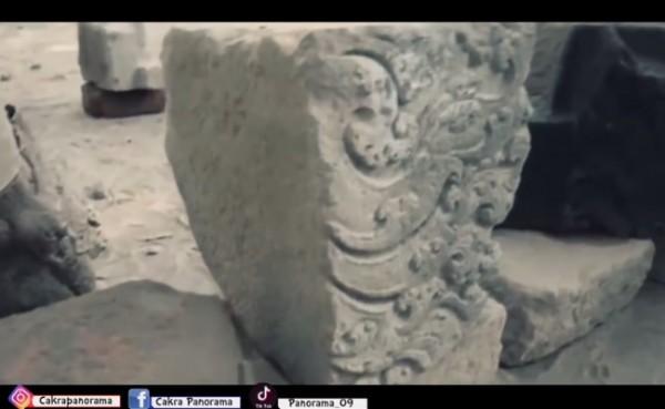 Penemuan Situs Terbesar di Jawa Timur (Foto: YouTube)