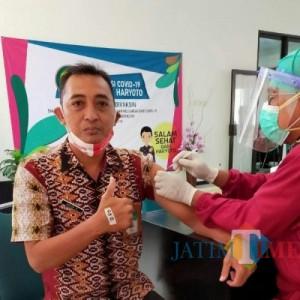 Sudah 137 Ribu Dosis Vaksin Disuntikkan di Lumajang sejak Februari 2021