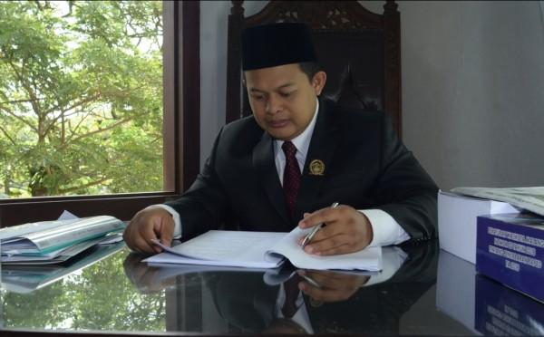 Ketua Komisi B DPRD Kota Malang, Trio Agus Purwono yang juga Ketua Fraksi PKS DPRD Kota Malang (Ist)