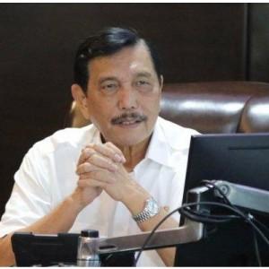 """Heboh Poster Bertajuk """"LBP For RI 1"""", Jubir: Pak Luhut Tidak Punya Niat Nyapres di 2024"""