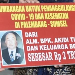 Ada Nama Baru di Kasus Sumbangan Rp 2 T Akidi Tio, Siapa Rudi?