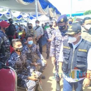 Bebas dari Situasi Crowded, Teknis Pelaksanaan Vaksinasi di Stadion Gajayana Bakal Dikembangkan Pemkot