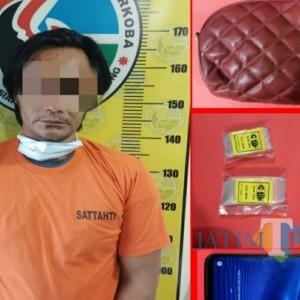 Ribuan Pil Dobel L Ditemukan Satreskoba Polres Tulungagung Saat Tangkap Tois