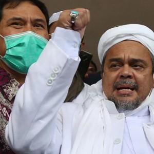 Habib Rizieq Diklaim akan Bebas Hari Ini
